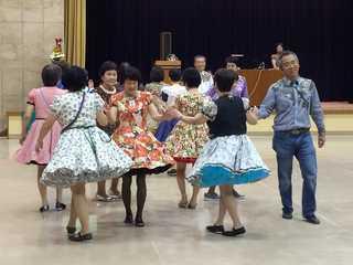 日本 スクエア ダンス 協会